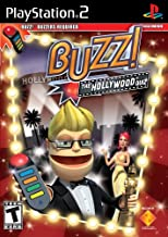 BUZZ: The Hollywood Quiz (Stand Alone) - PlayStation 2