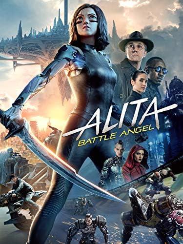 Alita Battle Angel product image