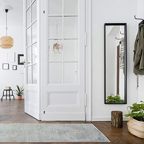 Home Dynamix Kendall Denise Alfombra de área de 2 pies 7 x 7 pies 10 Pulgadas, Gris/Azul