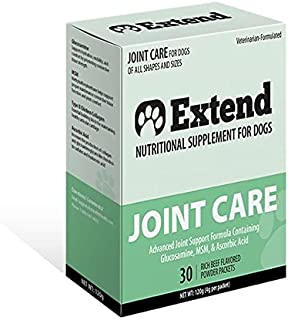 Extend - Joint Care for Dogs - 1 Month Supply -...