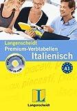 Langenscheidt Premium-Verbtabellen Italienisch - Buch mit CD-ROM - Elke Spitznagel