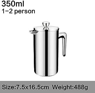 Casselin cpc100s percolador de caf/é 100/tazas SP, acero inoxidable