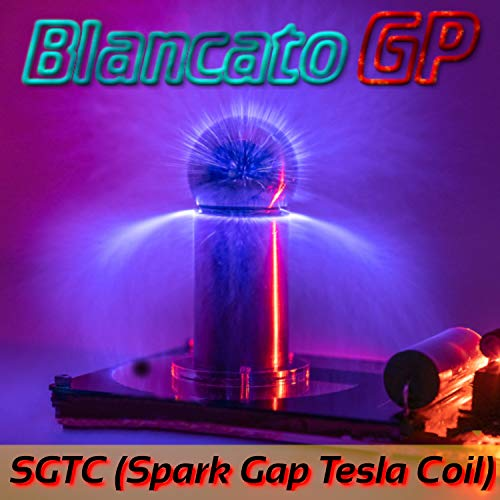 Mini SGTC Tesla Blitzgenerator USB Spark Gap Coil USB Plasma