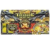 TREASURE X 41511 - Juego de dragón Dorado, Texto en inglés