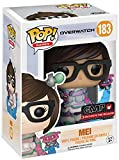 Funko Pop! Overwatch - Mei Snowball Colour Limited Edition