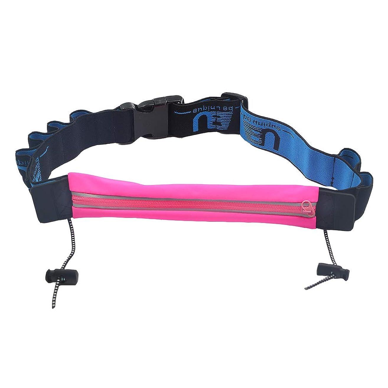 Luwint Marathon Waist Bag Race Belt – Waterproof Running Number Waistband for Men Women Youth