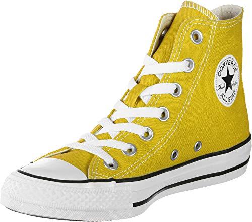 Botines amarillos Converse All Star