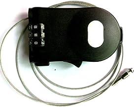 3 cijferig wachtwoord Rope Cable Lock Bike Ski Anti Theft Padlock Pram Long Roller Mini Bicycle Parts Extendable Wire Veil...