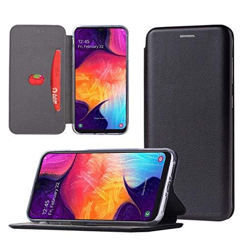 shemax Funda para Samsung Galaxy A50,Función Kickstand Flip Funda Carcasa Case para Samsung Galaxy…