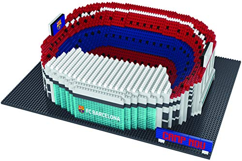FOCO Football Stadium BRXLZ Building Sets 3D Construction Toys (FC Barcelona)