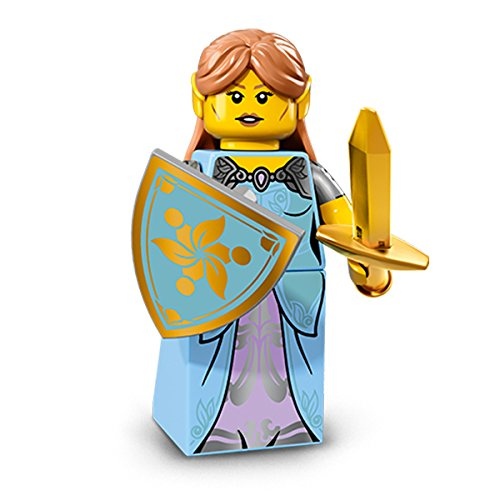 LEGO Minifigures Serie 17 – Figura Elfica Mini Action 71018