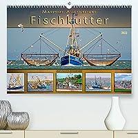 Maritime Augenblicke - Fischkutter (Premium, hochwertiger DIN A2 Wandkalender 2022, Kunstdruck in Hochglanz): Maritime Impressionen von Fischkuttern, die einladen, den naechsten Urlaub am Meer zu verbringen. (Monatskalender, 14 Seiten )