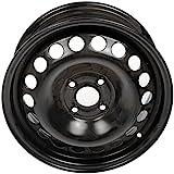 Dorman 939-100 Steel Wheel for Select Chevrolet / Pontiac Models (15x6in. / 4x100mm)