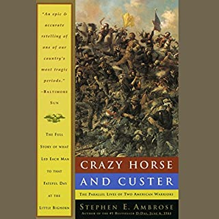 Crazy Horse and Custer cover art