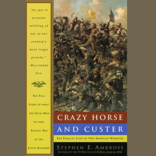 Page de couverture de Crazy Horse and Custer