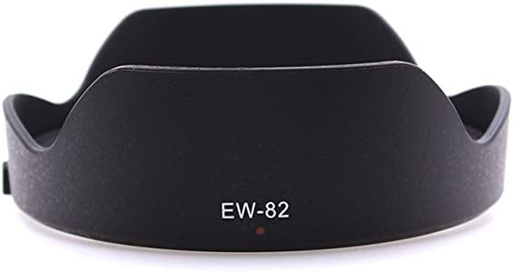 Pixco New Lens Hood for CANON EW-82 for 16-35mm f 4L USM Lens  EW-82 ...