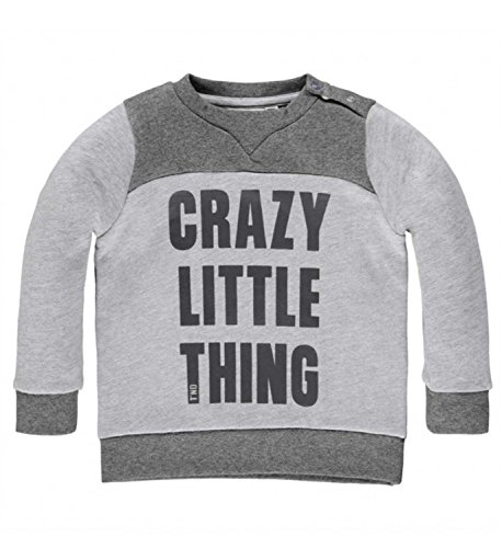 Tumble 'N Dry Piero Sweater Baby - Jungen Grau Größe: 80 (cm)