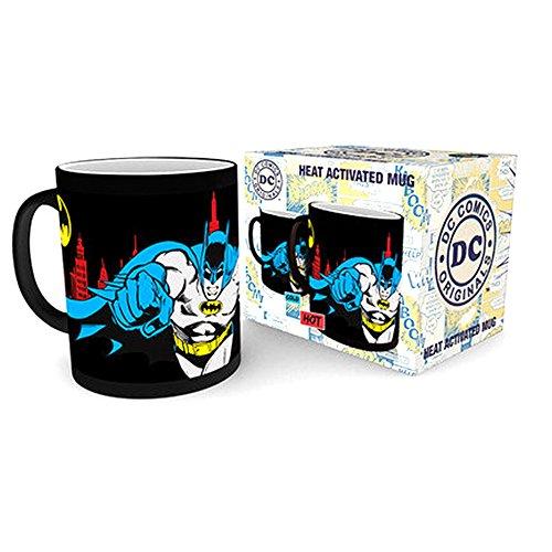 GB Eye LTD, DC Comics, Batman, Tasse Magique Change Couleur