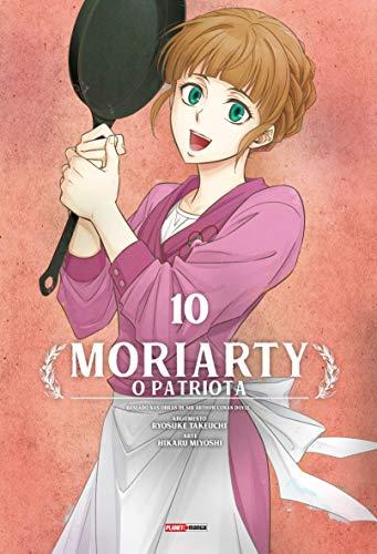 Moriarty O Patriota Vol. 10