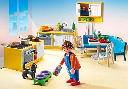 Playmobil 5336 Dollhouse - Juego de construcción, 84 piezas
