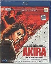 Akira (Sonakshi Sinha, Brand New Single Disc Blu-Ray, Hindi language, With English Subtitles, Released By Ultra Dvd)