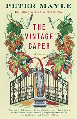 The Vintage Caper (Sam Levitt Capers Book 1) (English Edition)