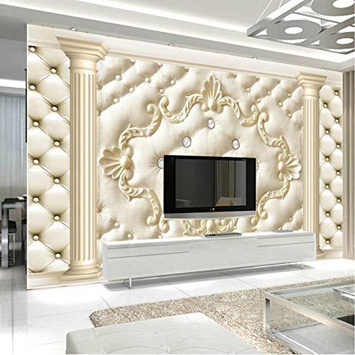 wallpaper for bedroom kids Moderne künstlerische weiße römische Säule Selbstklebender Wandplakat 3d wandbilder 3D Fototapete wohnzimmer xxl 3D Effekt Vliestapete Schlafzimmer Wohnzimmer Küche dekor