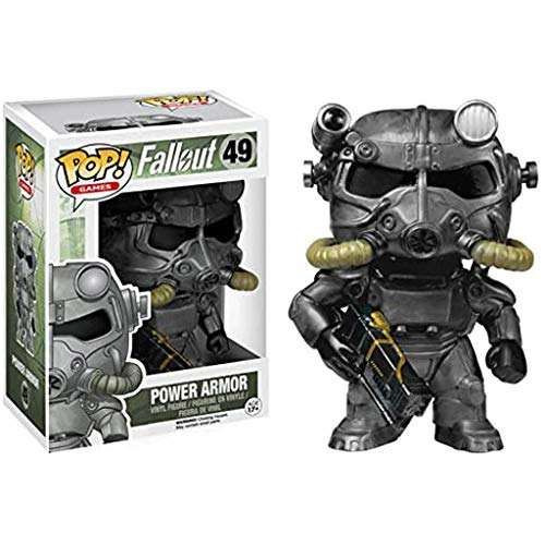 Funko Pop Games : Fallout - Power Armor 3.9inch Vinyl Gift for Boys Games Fans for Boy