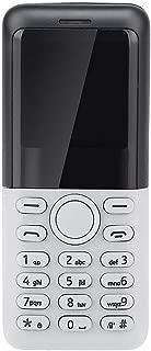 Shan-S M2500 1.3 inch Mini Cellphone Quad Band Seniors GSM 3G Unlocked Keypad Phone Blueteeth Dialer Dual SIM Low Radiation Blueteeth Alarm Seniors Mobile Phone