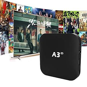 Acn3 Pro 电视盒 Box Chinese 最新三代 CN/HK/TW直播点播 Massive Movies& TV Series Small but Powerful