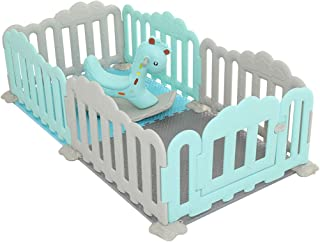 Baby Fence Children s Play Fence Indoor Small Amusement Park Home Baby Rocking Horse Storage Rack