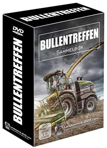 Bullentreffen 5er Sammelbox - Die komplette Serie