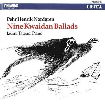 Pehr Henrik Nordgren : Nine Kwaidan Ballads