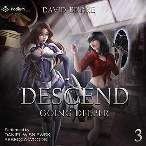 Going Deeper cover art