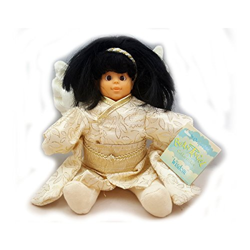Bean Angel Collectible Asian Doll Wisdom 9 Inch