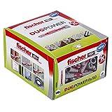 Fischer 538250 Duopower 6X50 Diy, Set de 100 Piezas