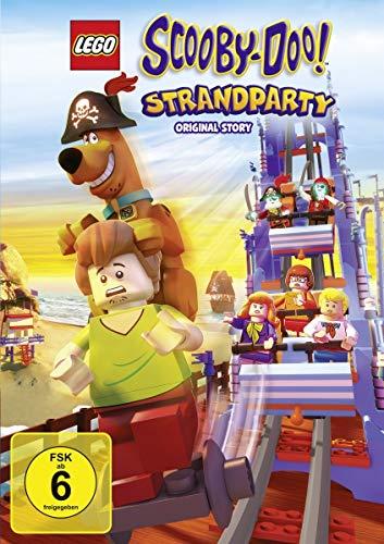 Lego Scooby-Doo! Strandparty