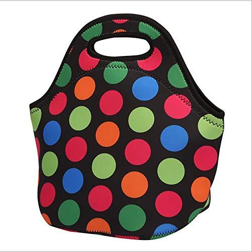 Ofgcfbvxd Insulated Lunch Bag Lunch Bag Mummy Bag Portatile...