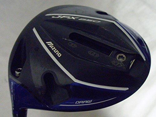 Mizuno JPX-850 Driver Men's Driver-Left Hand-9.5-Graphite-Stiff
