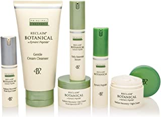 Principal Secret – Reclaim Botanical Age-Defying Daily Essentials Kit – Introductory Skincare System – 6 Piece/90 Day Supply