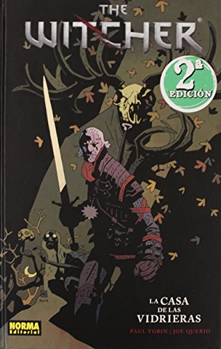 THE WITCHER 1. LA CASA DE LAS VIDRIERAS (Comic Usa)