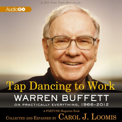 Tap Dancing to Work audiobook cover art