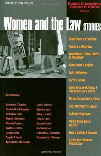Women and the Law: Stories