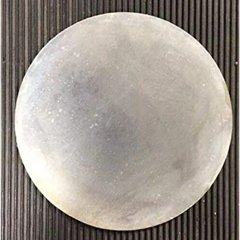 "Stainless Steel Disc x 4.25/"" Diameter Circle 304 SS .1875 3//16/"" Round"