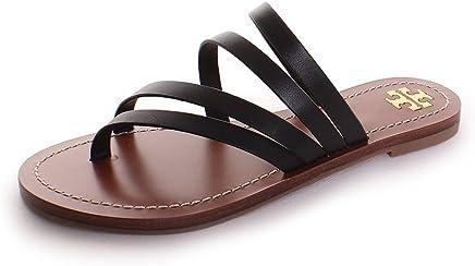 c447443fd6b Tory Burch Patos Flat Sandal in Perfect Black