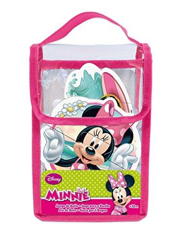 Diset Disney - Juego de baño con diseño Minnie 46845
