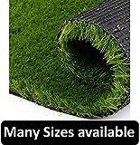 Yellow Weaves™ High Density Artificial Grass Carpet Mat for Balcony, Lawn, Door (6.5 X 3 Feet)