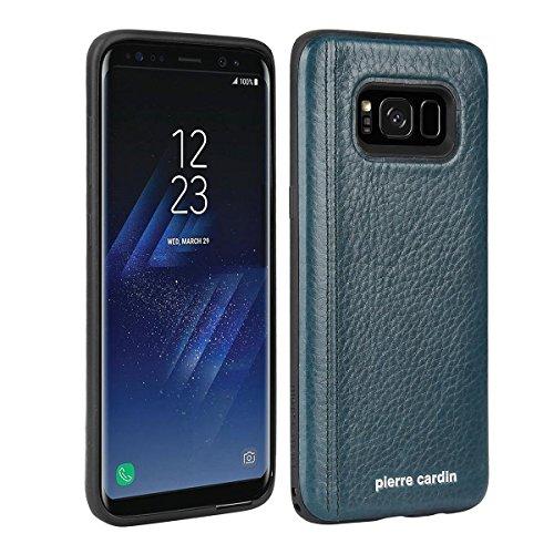 Capa Para Galaxy S8 Plus Original, Pierre Cardin, PC24-02, Azul Safira