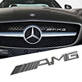 Imagen de OPAYIXUNGS Metal Cromado con AMG Logo