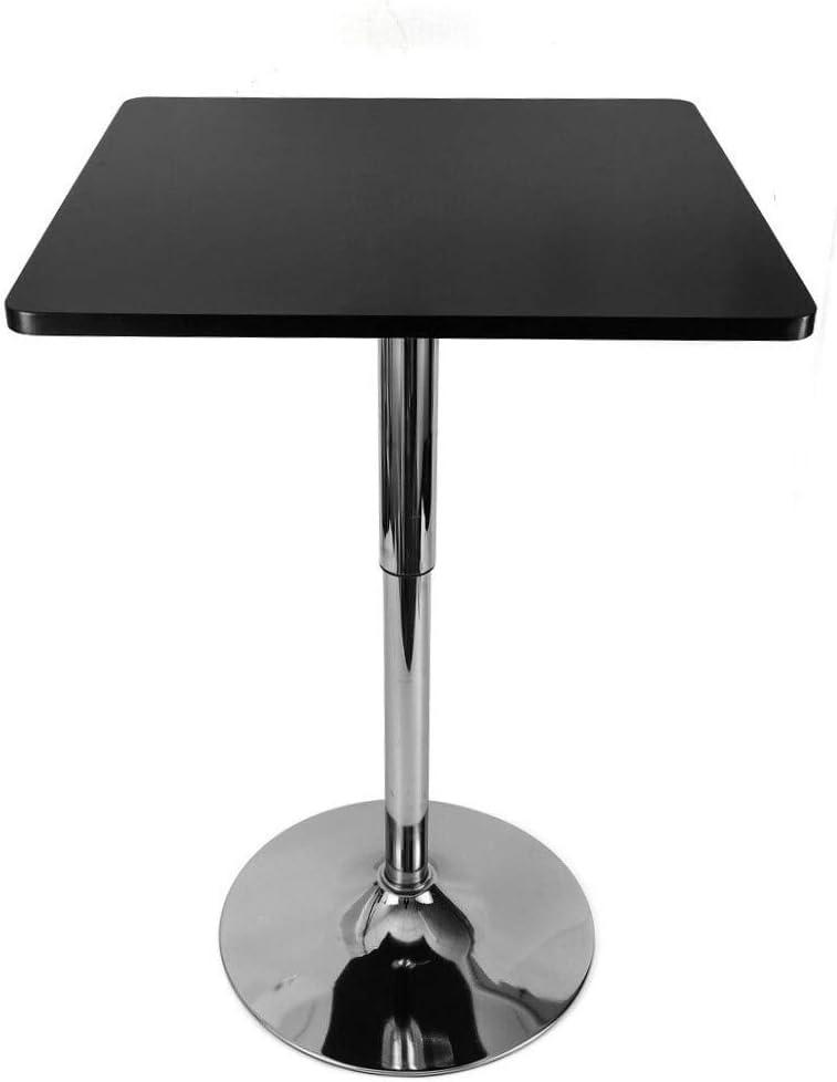 DIFU Bar Dining Choice Table - Free shipping / New Adjustabl Rotary Pub Square Height